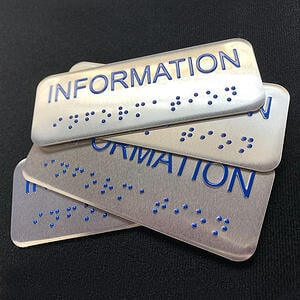 Information-braille-emboss
